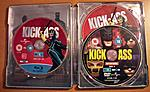 """Kick Ass"" UK Steelbook inside"