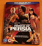 """Prince of Persia"" UK Steelbook 2-disc edition"