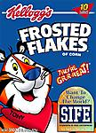 Frosted Flakes.....They're Grrrrreat.