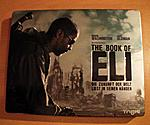 """Book of Eli"" German horizontal Steelbook"