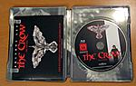 """The Crow German Steelbook Inside"