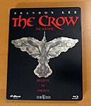 """The Crow"" German Steelbook"