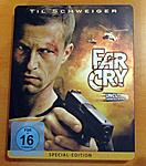 """Far Cry"" German Steelbook"