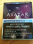 Avatar Korean Steelbook