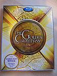 The Golden Compass Embossed